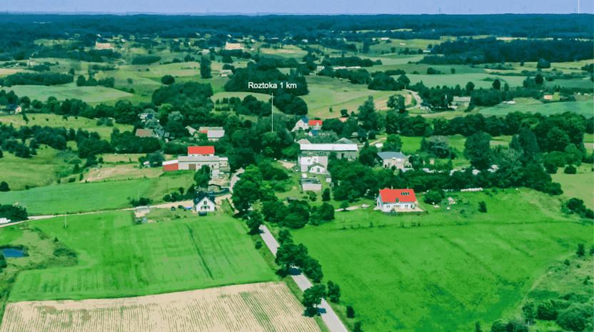 Działka na sprzedaż, Roztoka Rybacka, 2635 m² | Morizon.pl | 6163
