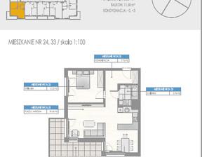 Mieszkanie na sprzedaż, Uniejów Targowa, 53 m²