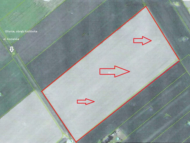 Handlowo-usługowy na sprzedaż, Gliwice Wojska Polskiego, 24241 m²   Morizon.pl   1741