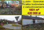 Działka na sprzedaż, Lublin Szerokie, 1631 m² | Morizon.pl | 2210 nr2
