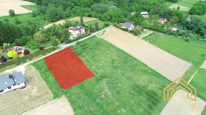 Działka na sprzedaż, Babica, 1233 m²   Morizon.pl   5228