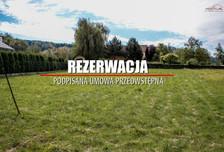 Działka na sprzedaż, Goleszów Kolejowa, 1292 m²