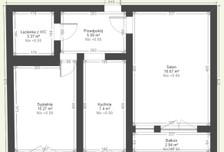 Mieszkanie na sprzedaż, Sosnowiec Śródmieście, 43 m²