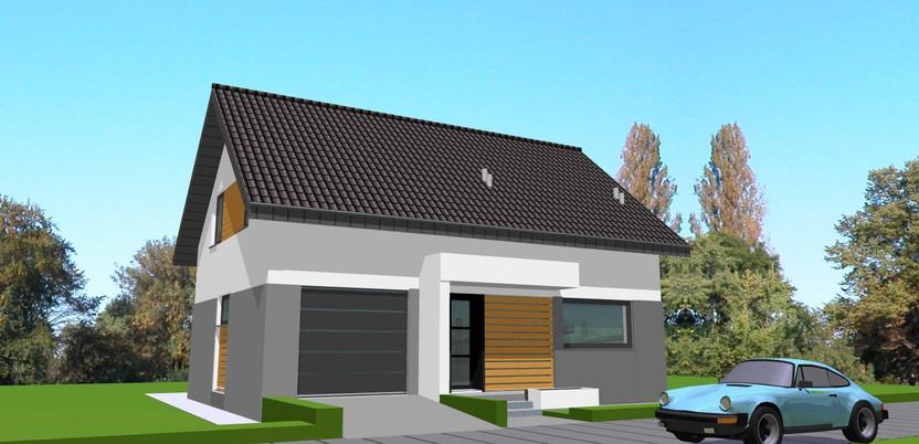 Dom na sprzedaż, Gronówko, 115 m²   Morizon.pl   4037