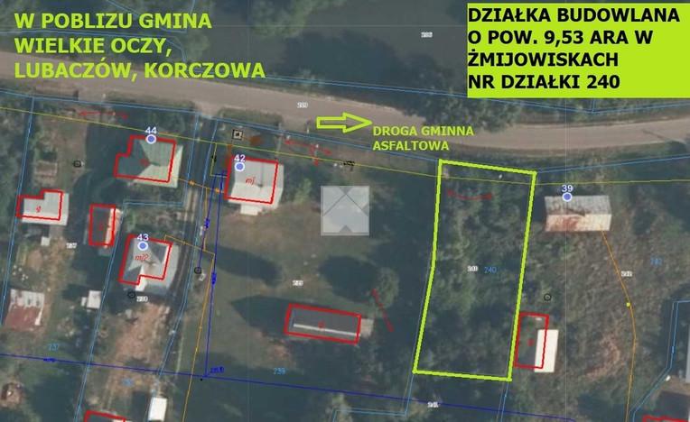 Działka na sprzedaż, Żmijowiska, 953 m²   Morizon.pl   5264