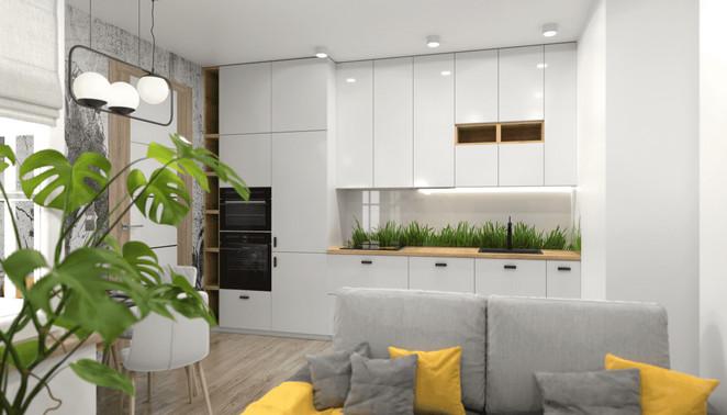Morizon WP ogłoszenia   Mieszkanie w inwestycji House Pack, Katowice, 40 m²   5789