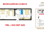 Morizon WP ogłoszenia | Mieszkanie na sprzedaż, Lublin Dziesiąta, 43 m² | 6612