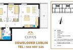 Morizon WP ogłoszenia | Mieszkanie na sprzedaż, Lublin Dziesiąta, 56 m² | 6697