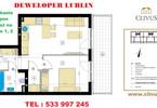 Morizon WP ogłoszenia | Mieszkanie na sprzedaż, Lublin Dziesiąta, 43 m² | 6635