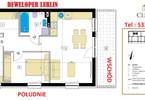 Morizon WP ogłoszenia | Mieszkanie na sprzedaż, Lublin Dziesiąta, 58 m² | 6603
