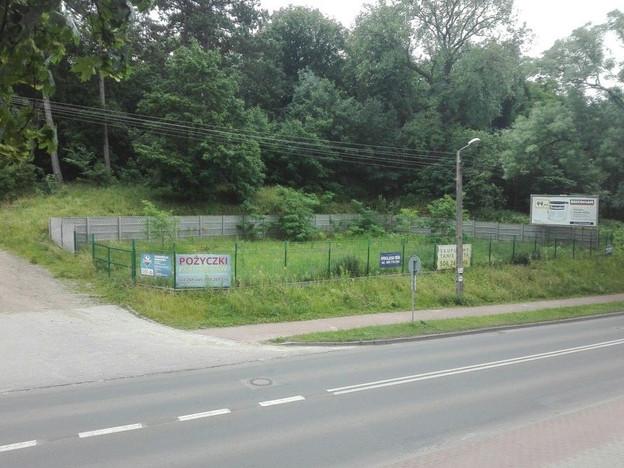 Morizon WP ogłoszenia   Działka na sprzedaż, Murowana Goślina Możliwość zabudowy na małą działalność gospodarczą!, 1100 m²   9583