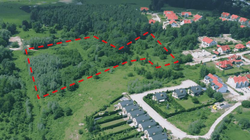 Działka na sprzedaż, Olsztyn Gutkowo, 23570 m² | Morizon.pl | 4759