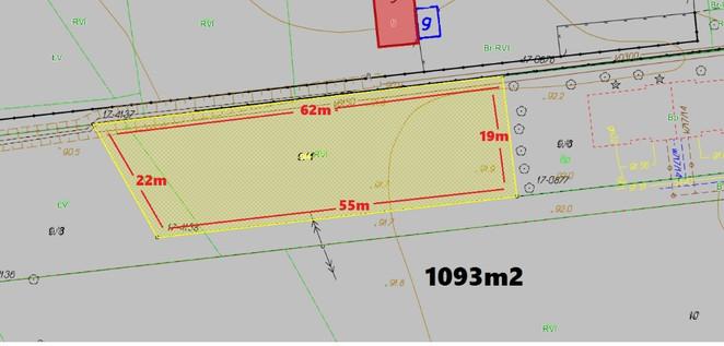 Morizon WP ogłoszenia | Działka na sprzedaż, Lipków Jakubowicza, 1093 m² | 4201