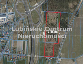 Działka na sprzedaż, Chróstnik, 74800 m²