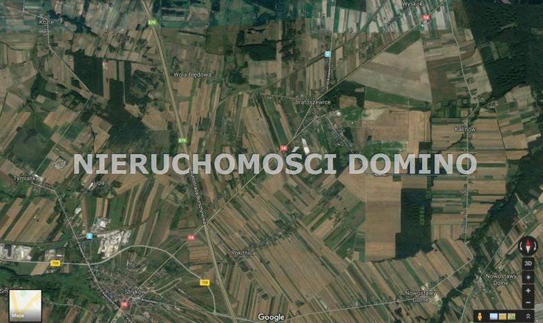 Działka na sprzedaż, Bratoszewice, 31582 m²   Morizon.pl   6664