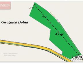 Działka na sprzedaż, Gwoźnica Dolna, 4500 m²
