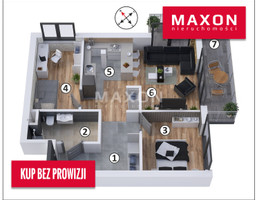 Morizon WP ogłoszenia | Mieszkanie na sprzedaż, Kołobrzeg ul. Bałtycka, 61 m² | 0438