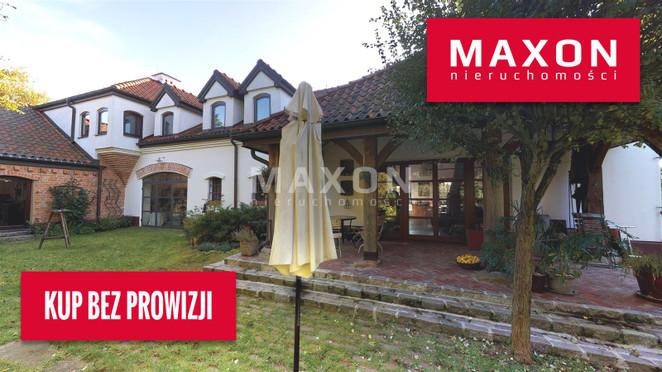 Morizon WP ogłoszenia | Dom na sprzedaż, Parcela-Obory, 625 m² | 3402