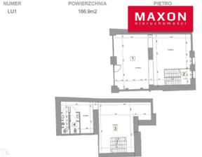Lokal handlowy do wynajęcia, Warszawa Praga-Północ, 167 m²
