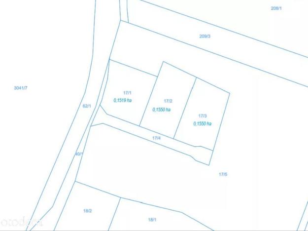 Działka na sprzedaż, Piaski, 1550 m²   Morizon.pl   8346