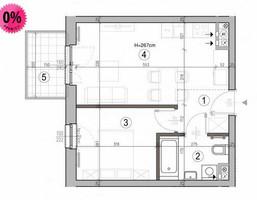 Morizon WP ogłoszenia | Mieszkanie na sprzedaż, Ząbki, 35 m² | 0232