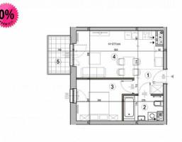 Morizon WP ogłoszenia | Mieszkanie na sprzedaż, Ząbki, 35 m² | 8292