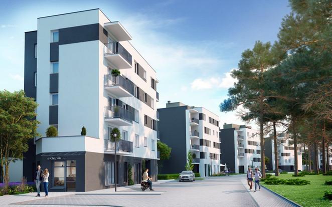 Morizon WP ogłoszenia | Mieszkanie na sprzedaż, Ząbki Skrajna, 74 m² | 6197