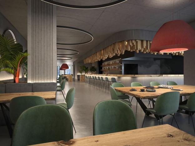 Lokal gastronomiczny w inwestycji DŁUGA RESIDENCE, Kraków, 334 m² | Morizon.pl | 4827