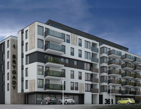 Mieszkanie na sprzedaż, Nowy Sącz 1 Brygady, 62 m²