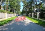 Morizon WP ogłoszenia | Działka na sprzedaż, Konstancin-Jeziorna, 2000 m² | 7998