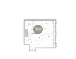 Morizon WP ogłoszenia | Kawalerka na sprzedaż, Toruń Jakubskie Przedmieście, 38 m² | 1513