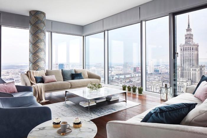 Mieszkanie do wynajęcia, Warszawa Śródmieście, 160 m² | Morizon.pl | 5025