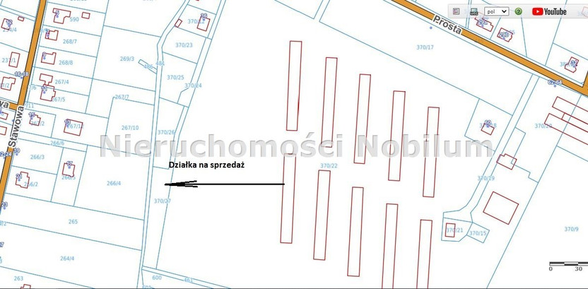 Działka na sprzedaż, Ligota Piękna, 2300 m²   Morizon.pl   7616