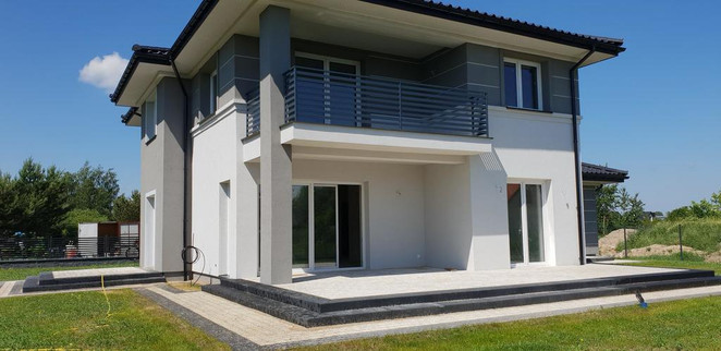 Morizon WP ogłoszenia   Dom na sprzedaż, Młochów, 314 m²   0250