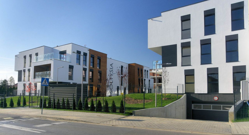 Mieszkanie w inwestycji Osiedle Malownik, Katowice, 79 m²   Morizon.pl   6899