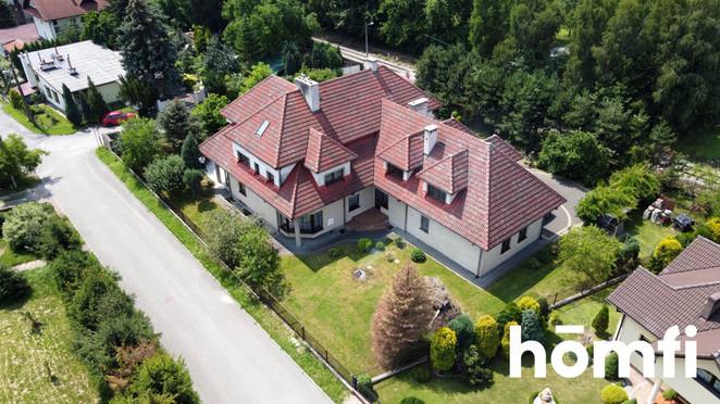 Morizon WP ogłoszenia   Dom na sprzedaż, Krzeszowice Na Skarpie, 883 m²   3607