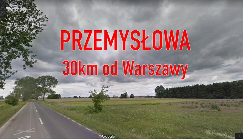 Działka na sprzedaż, Krusze, 6400 m² | Morizon.pl | 1247