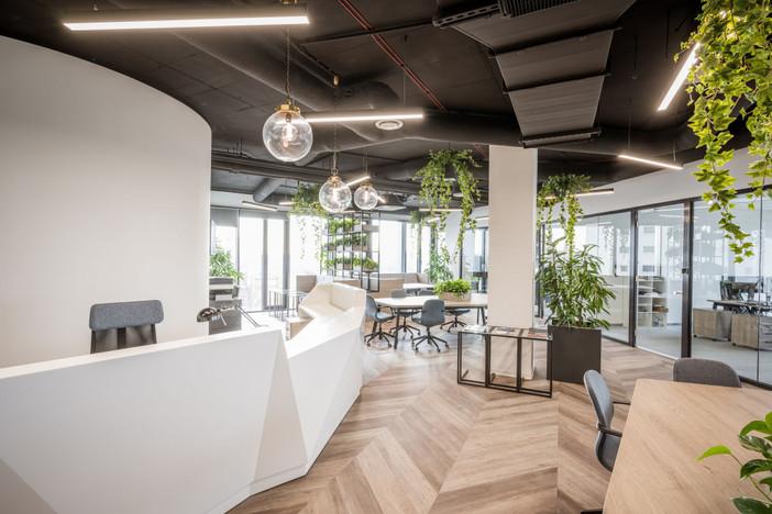 Biuro w inwestycji Carbon Tower, Wrocław, 1535 m²   Morizon.pl   9806