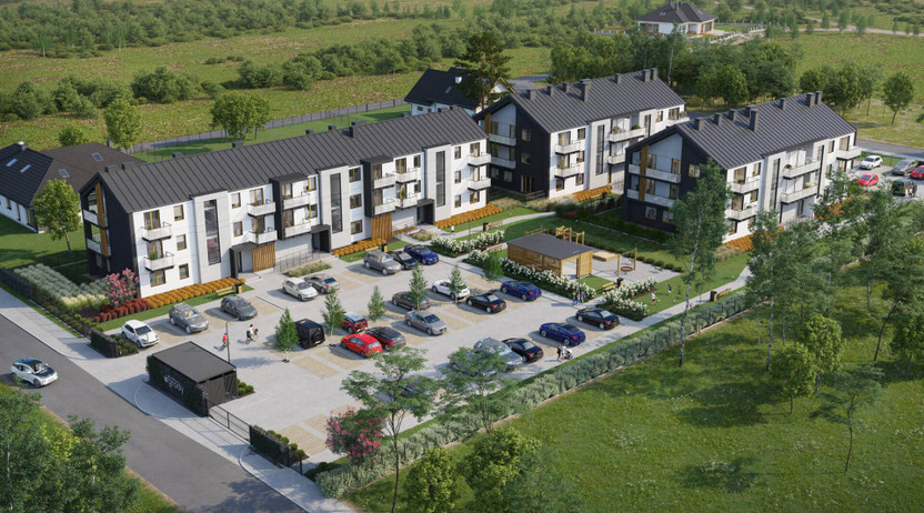 Mieszkanie na sprzedaż, Busko-Zdrój Młyńska, 58 m²   Morizon.pl   9110