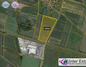 Działka na sprzedaż, Wszemirów, 43200 m²