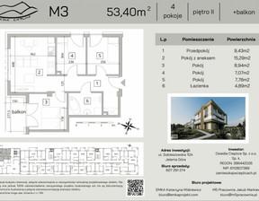 Mieszkanie na sprzedaż, Jelenia Góra Cieplice Śląskie-Zdrój, 53 m²