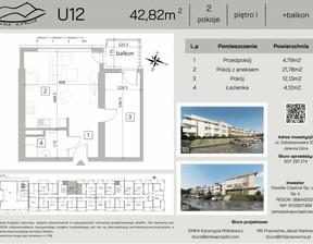 Lokal użytkowy na sprzedaż, Jelenia Góra Cieplice Śląskie-Zdrój, 43 m²