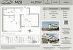 Morizon WP ogłoszenia | Mieszkanie na sprzedaż, Jelenia Góra Cieplice Śląskie-Zdrój, 48 m² | 7037