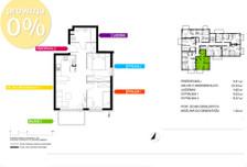 Mieszkanie na sprzedaż, Siewierz Jeziorna, 49 m²