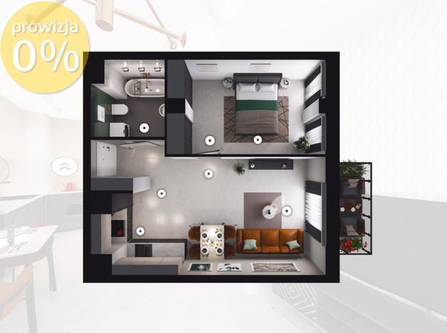 Morizon WP ogłoszenia   Mieszkanie na sprzedaż, Sosnowiec Sielec, 41 m²   0005