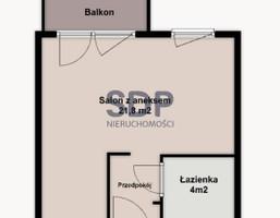 Morizon WP ogłoszenia | Kawalerka na sprzedaż, Wrocław Śródmieście, 29 m² | 3357