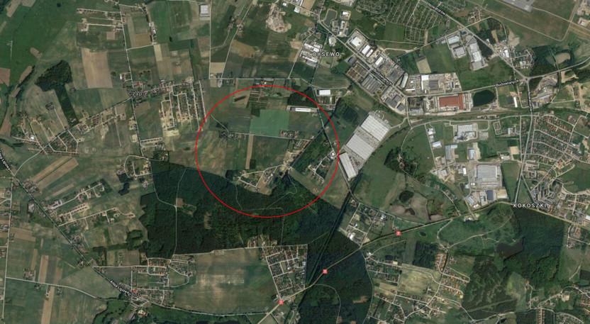 Działka na sprzedaż, Gdańsk Kokoszki, 960 m² | Morizon.pl | 3595