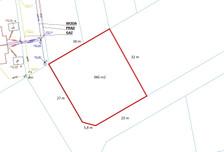 Działka na sprzedaż, Czaple, 945 m²
