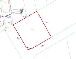 Morizon WP ogłoszenia | Działka na sprzedaż, Czaple, 945 m² | 2428