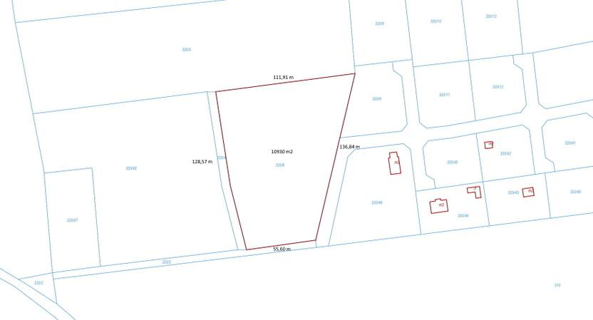 Działka na sprzedaż, Parchowo, 10930 m² | Morizon.pl | 3510